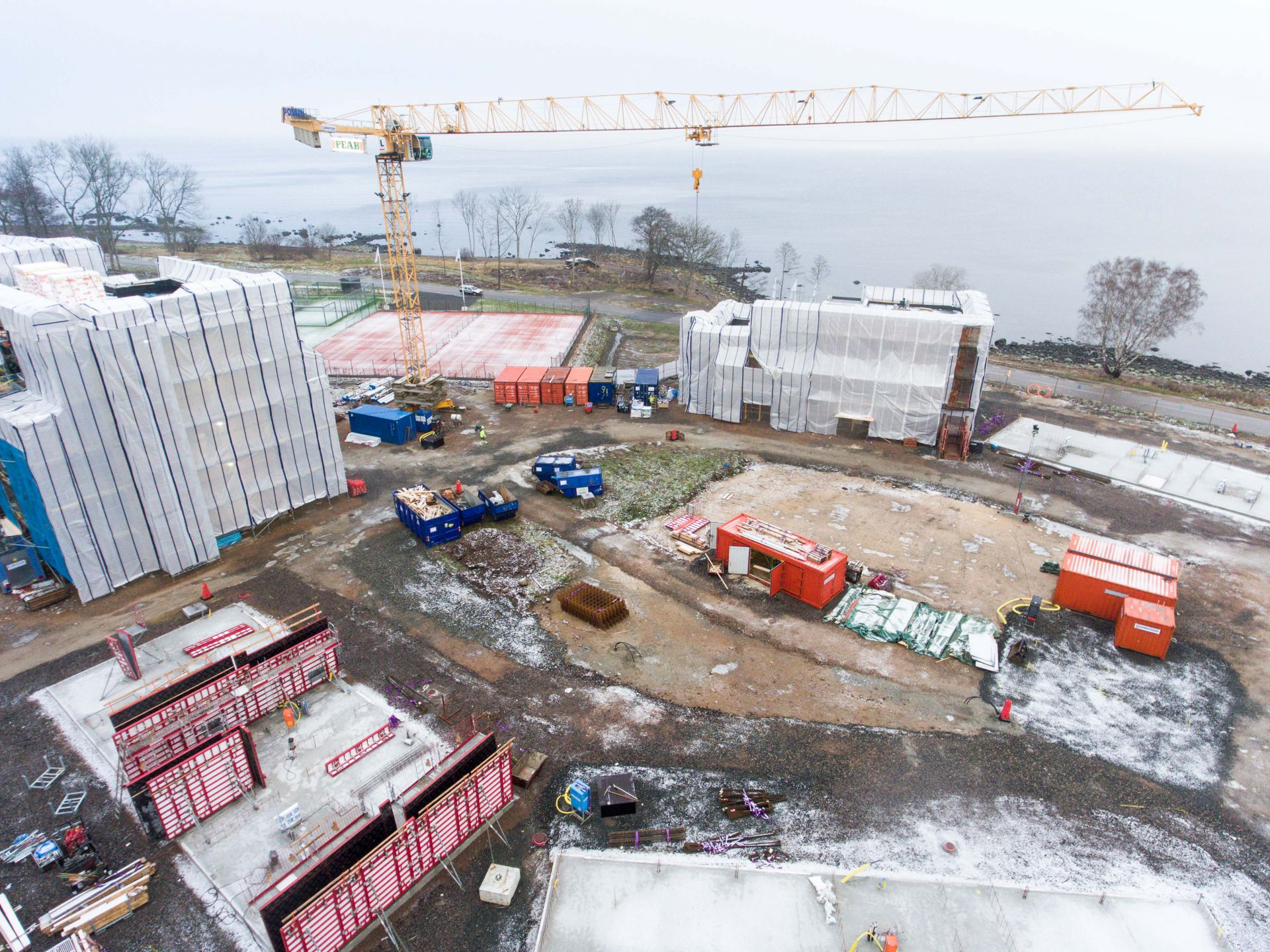 Foto på byggprojektet Norrviken Båstad