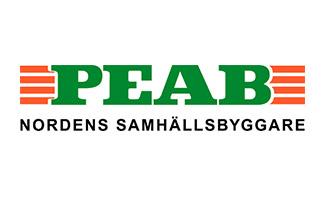 Logo Peab